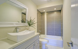 rénovation de la salle de bain
