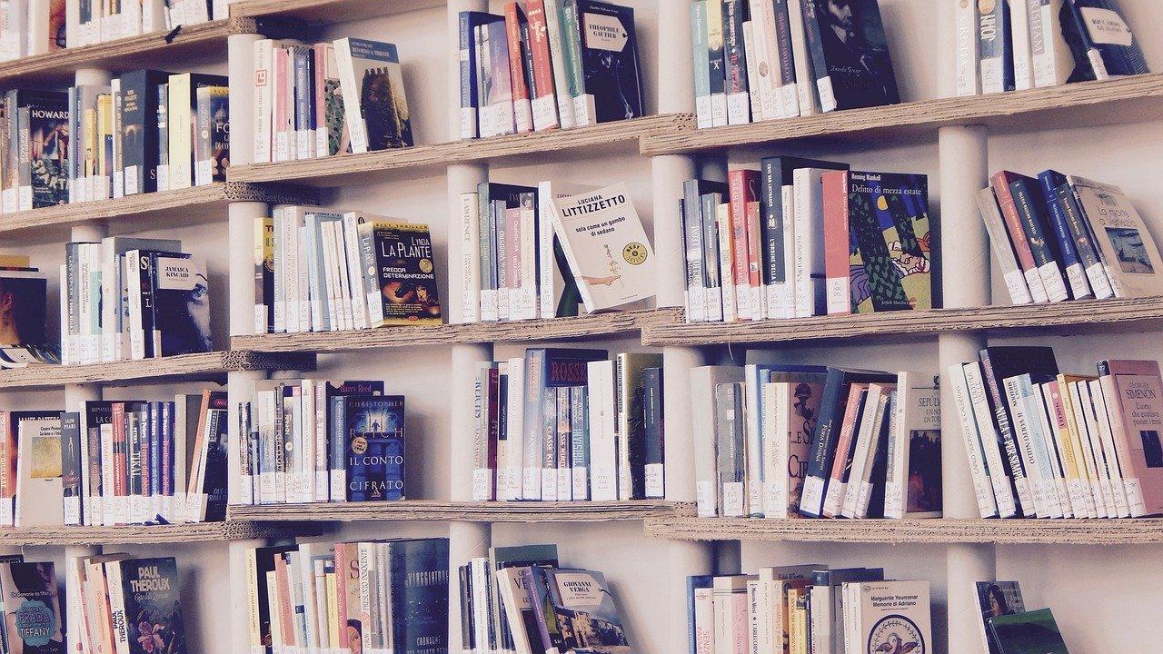 mezzanine en bibliothèque